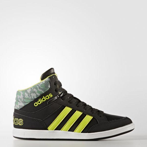 Юношески кецове Adidas Hoops Mid K